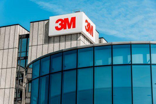 3M Hauptsitz in Neuss