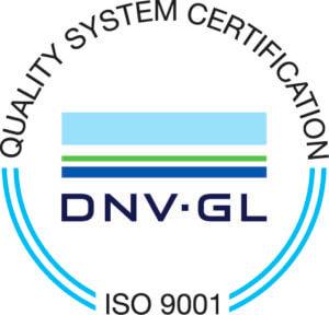 QM Logo ISO 9001:2015