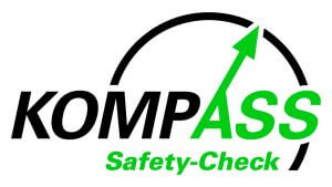 Logo Kompass Safety Check