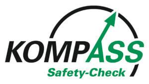 Logo Kompass Safety Check