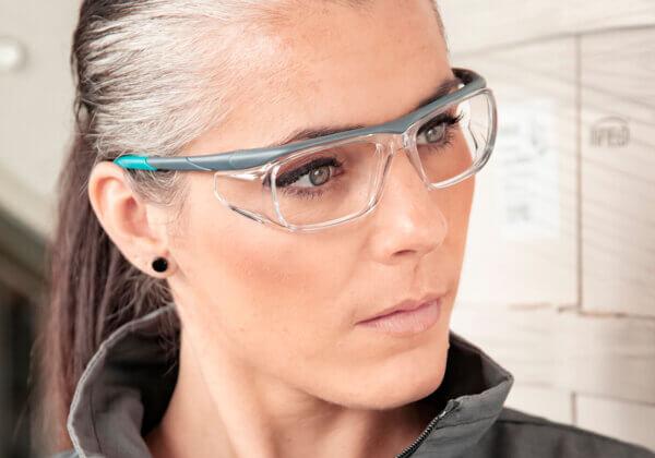 INFIELD Schutzbrille mit Sehstärke VISION 10