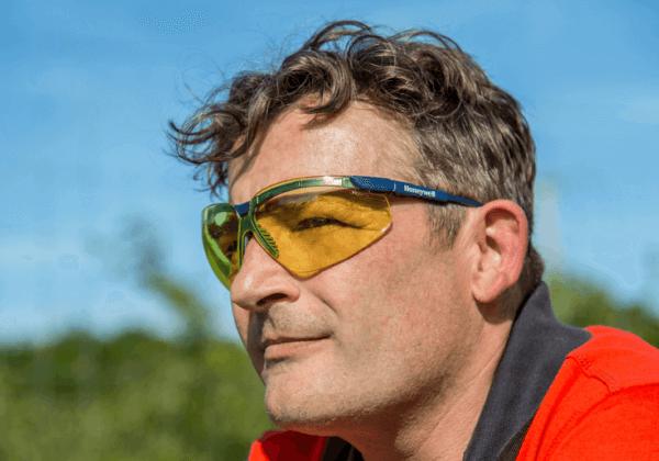 UV Schutzbrille von Honeywell