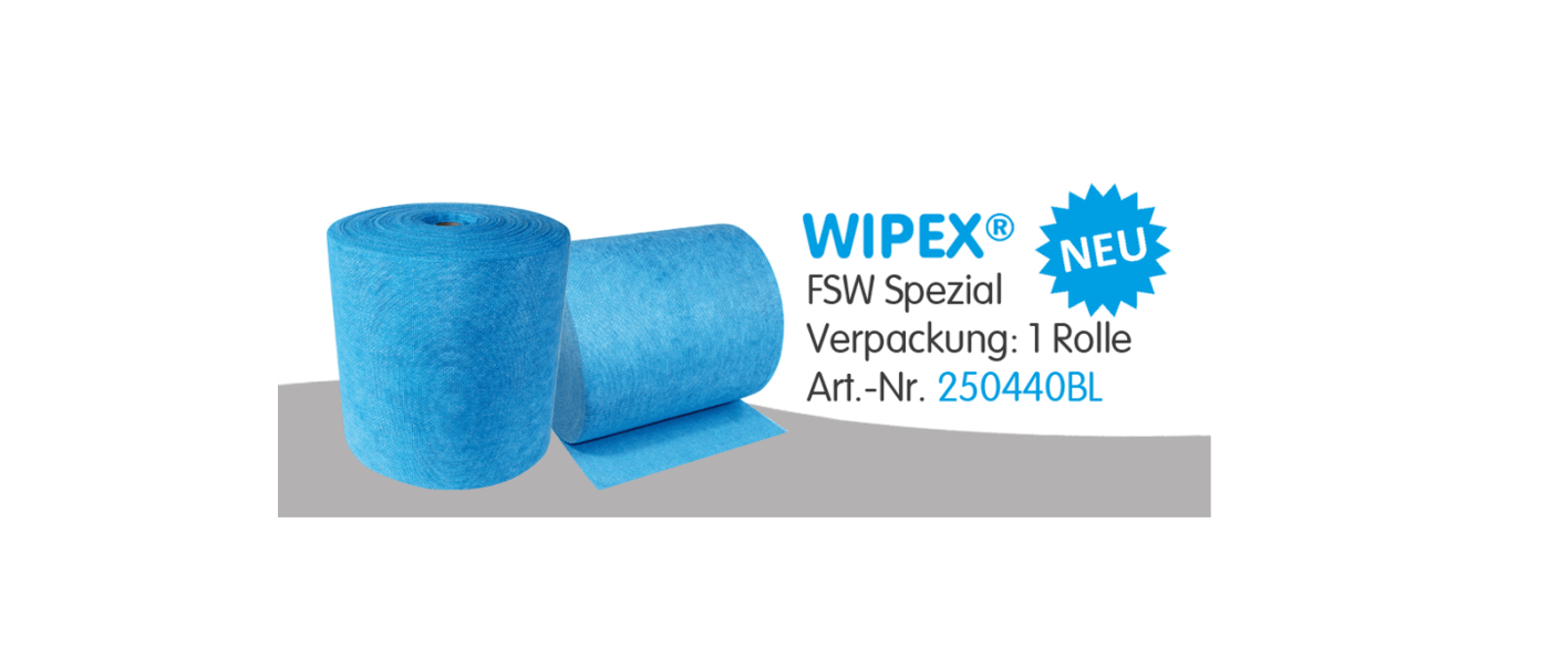 WIPEX FSW Spezial by Nordvlies GmbH