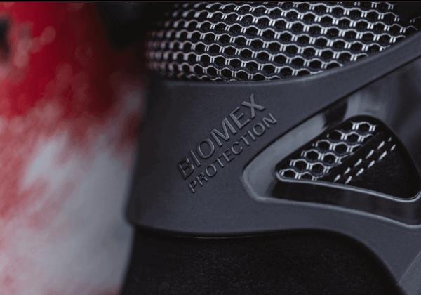 ELTEN Sicherheitsschuhe: Biomex Manschette sorgt für Umknickschutz